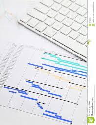 Планово контрольный график и кнопочная панель Стоковое Изображение  rf Планово контрольный график