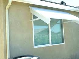 diy window awning how to build window g post gs a corrugated metal plans wood diy window awning