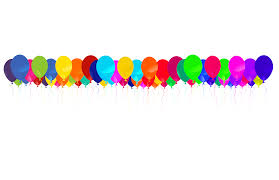 birthday balloons border clip art. Modren Birthday Pix For Birthday Balloons Border Clip Art Balloon Images Pictures   Becuo Intended Art A