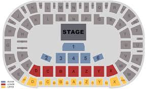Toyota Center Concert Seating Guide Logical Town Toyota