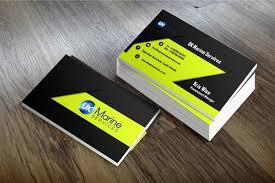 Modern Business Card Design Ideas Elegant Unique Modern Business