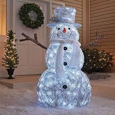 Outdoor 48\ Christmas Decorations Snowman: Amazon.com