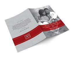Wedding Program Designs Wedding Program Motivate Creative Wedding Program Cover Designs