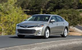 2013 Toyota Avalon First Drive | Review | Car and Driver