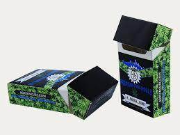 Get Custom Printed Cigarette Box Packaging At Wholesale