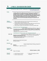 Nursing Resume Template 2018 Adorable Free Nursing Resume Templates Free Templates Experienced Rn Resume
