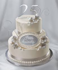 41 Best 25th Anniversary Cakes Images By Sharon Holiday On Pinterest