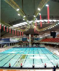 indoor olympic pool. Indoor Olympic Pool