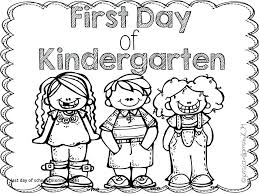 back to school coloring pages for first grade day of school activities coloring pages kindergarten first colors info for last first grade back to school