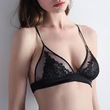 Bralette Transparent Ultra Thin <b>Summer Bra Set</b> Sexy <b>Women</b> ...