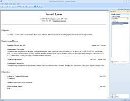 Easy Resume Resume Templates