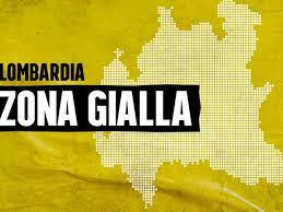 Lombardia ancora in zona gialla: se i dati restano positivi zona bianca  scatterà il 14 giugno