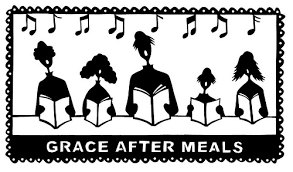 Image result for grace after meals