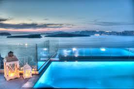 indoor infinity pool. Astarte Suite With Private Infinity Pool \u0026 Indoor Couples Jacuzzi, Santorini T