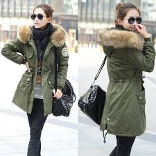 2018 whole 2016 new winter women s wadded jacket outerwear women medium long plus size olive thickening cotton padded jacket coat l 4xl from priscille