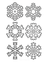 My free printable snowflake pattern and snowflake template collection has a wide range of different designs to suit everyone's taste and mood! 101 Best Snowflake Coloring Pages Free Printable Pdf Templates