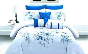 royal blue sheets bedding sets piece queen comforter set bed sheet plain navy black and she royal blue bedding sets