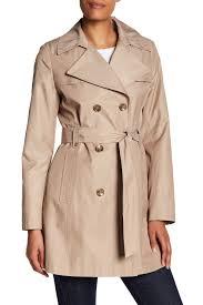 image of via spiga double on trench coat