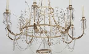 nicolo melissa antiques niermann weeks swedish crystal chandelier niermann weeks chandelier