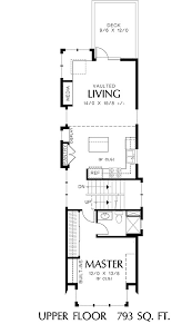 house plans for long narrow lots 13 small house plans rear entry