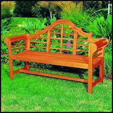 garden benches wooden john lewis designs