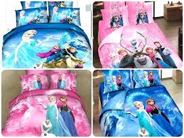 frozen twin sheet sets bedding image of bed set cotton disney