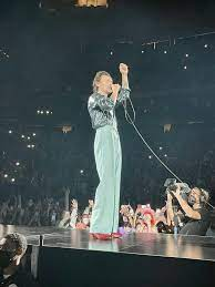 Harry Styles 'Love on Tour' concert ...