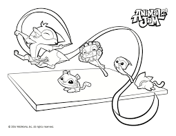 Coloring Pages Animal Jam Refrence Free Coloring Pages Animal Jam