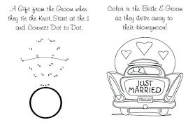 Wedding Coloring Page Zupa Miljevcicom