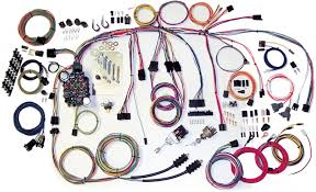wiring harness kit wiring image wiring diagram american autowire classic update series wiring harness kits 500560 on wiring harness kit