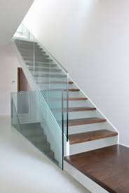Glass Stairs, Bannister, Aa, Modern Stairs, Interior Architecture,  Staircases, Future House, Polo, Ladders