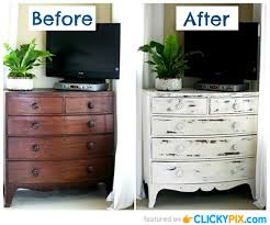chalk paint furniture before and after20 Before and After Furniture Makeovers  BEFORE AND AFTER Rooms