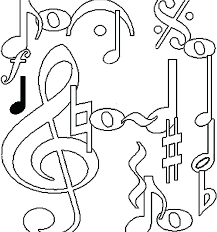 Music Coloring Pages For Kids Printable Free Music Coloring Pages