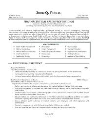 Medical Sales Resume Medical Sales Resume Sample Medical Sales