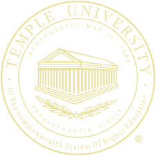 temple university gold embossed diploma frame features solid wood studio moulding officially licensed