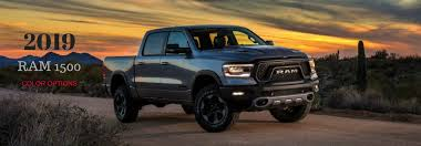 2018 Ram Color Chart What Are The Color Options For The 2019 Ram 1500