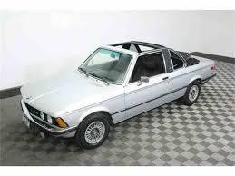 Coupe Series 320i bmw coupe : 1978 BMW 320I BAUR for Sale | ClassicCars.com | CC-915552