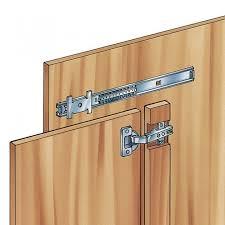 popular concealed sliding cabinet door hardware photos of interior model title