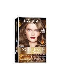 Loreal Hair Dye Chart