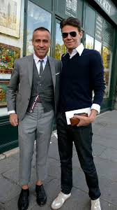 Son of abraham bolton and dilci jones husband of mary jane according to census records, brother of carrie bolton coleman The Designer Thom Browne Is In His Moment The New York Times