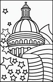 The more visual the details, the better, so add printable flags to your lesson plans. Printable American Flag Coloring Page Coloring Home