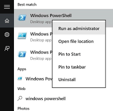 Windows 10 Reinstall Store How To Reinstall Store And Other Apps In Windows 10