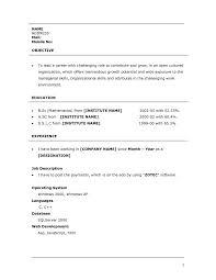 Import Export Resume Sample Resume Peppapp