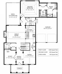 four square house floor plans new american
