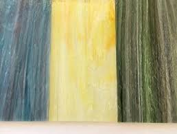 8x4 3 sheets blue green yellow spectrum stained glass mosaic tiles sheets