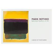 mark rothko national gallery of art postcard book national gallery of art s nga gov