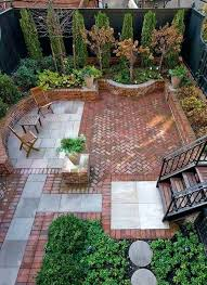 Landscape Design For Small Backyards Impressive Small Back Yard Ideas Tfastl