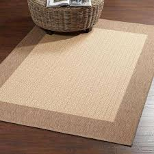 checd field natural 6 ft x 9 ft area rug