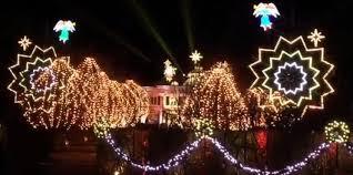 Paul Tudor Jones Christmas lights display - Business Insider