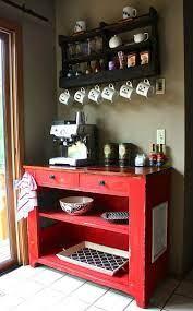 Buram Buram Kahve Kokan Birbirinden Pratik ve Kullanışlı 13 Kahve Köşesi -  onedio.com